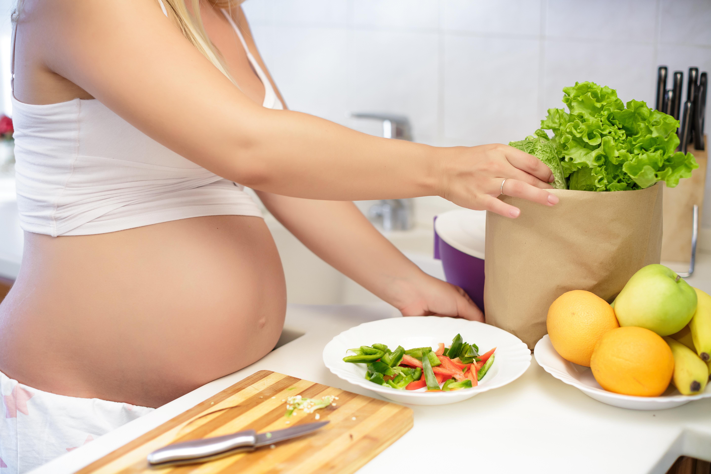 Il valore del cibo in gravidanza