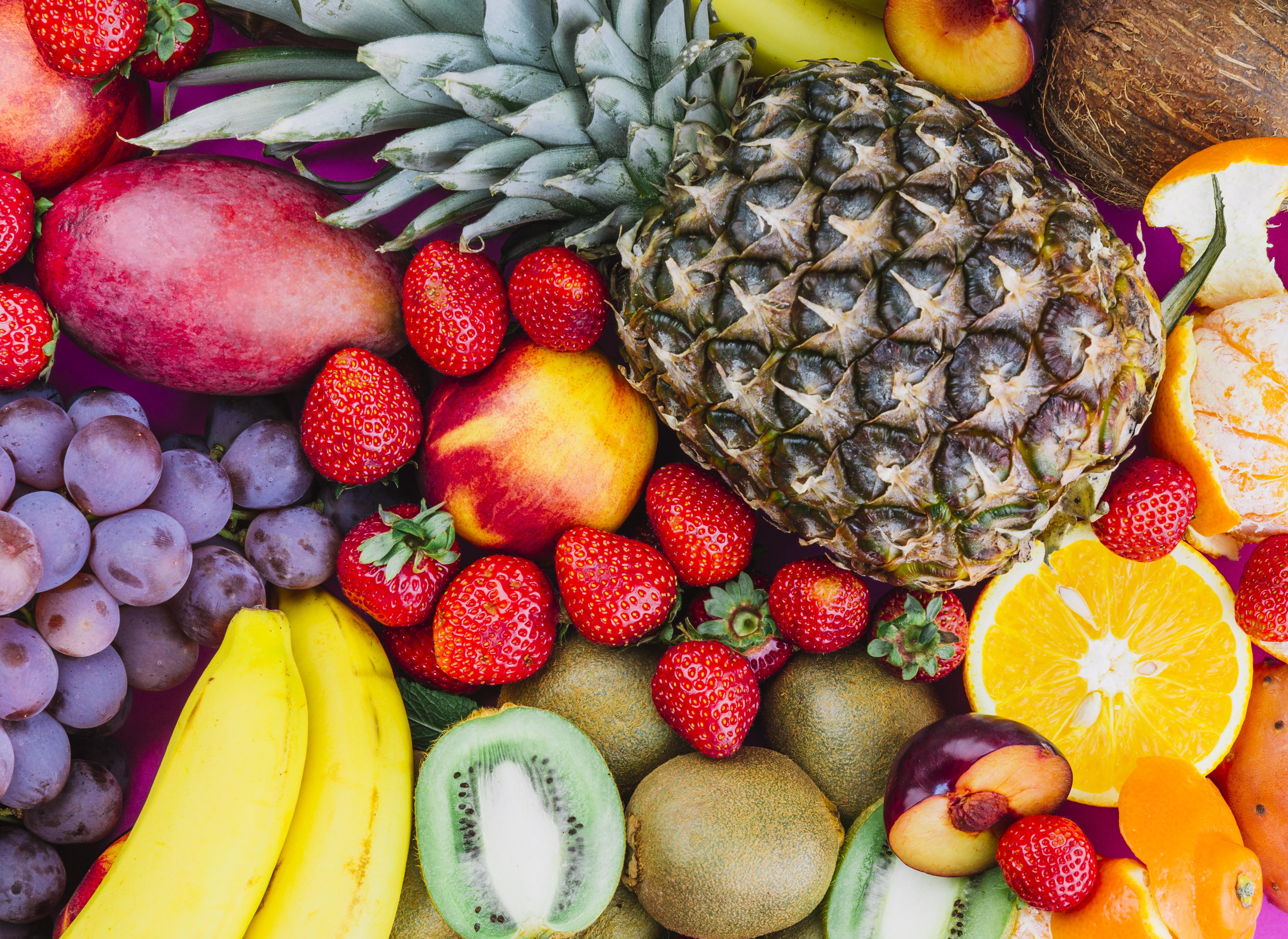 Consumo di frutta: quando?