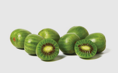 Il kiwi senza buccia ricco di vitamine: il Nergi