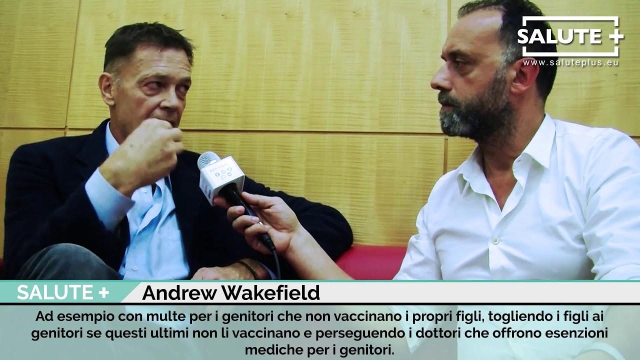 """Vaxxed"": intervista esclusiva ad Andrew Wakefield"