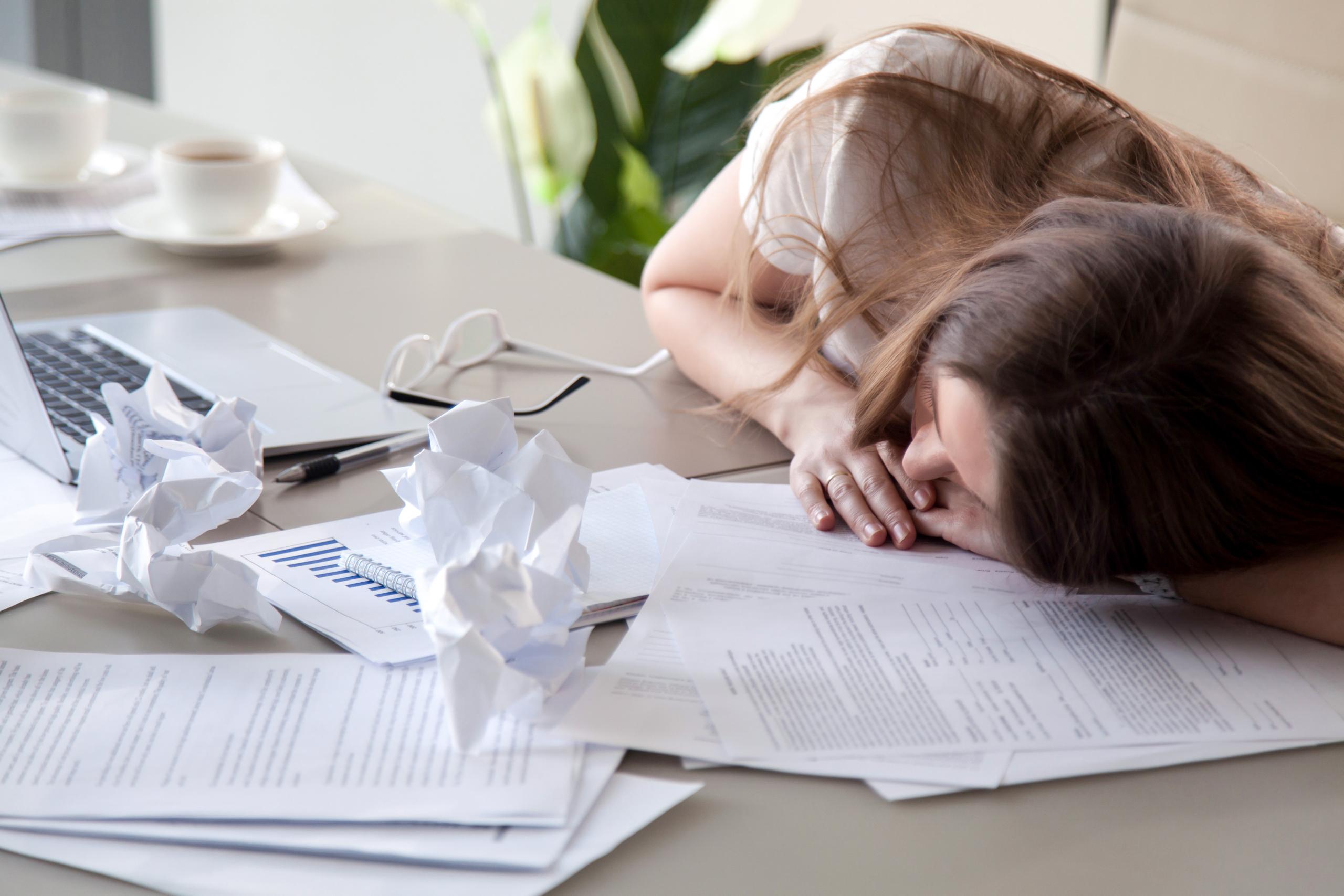 I sintomi dei disturbi respiratori del sonno negli adulti